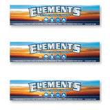 Elements King Size Slim 32 leaves Rolling/Smoking paper