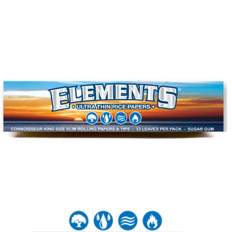 Image result for elements rolling papers