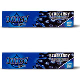 Juicy Jay Blueberry King Size Slim 32 leaves Rolling/Smoking Papers
