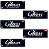 Luxe Glass Clear Rolling Paper - 40 Leaves