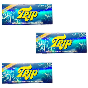 Trip2 King Size 40 leaves Transparent Rolling/Smoking paper