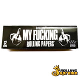 Rollies 'My F'Kn Paper' King Size 32 Leaves Rolling/Smoking Papers