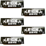 Rollies 'My F'Kn Paper' Rolling Paper King Size
