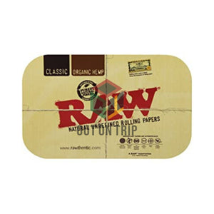 RAW Metal Rolling Tray Magnetic Cover - Small