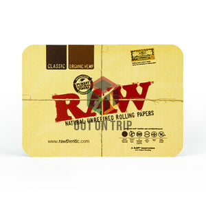 RAW Metal Rolling Tray Magnetic Cover - Mini