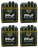 PPuf (Post Purification Filters) Cigarette Filters Plastic Filter tips Pack of 2 or 4