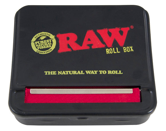RAW AUTOMATIC ROLL BOX 79MM - Outontrip