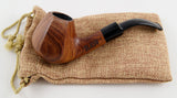 RAW WOODEN CIGAR PIPE - Outontrip