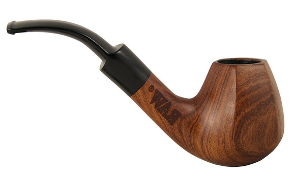 RAW WOODEN CIGAR PIPE