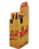 RAW Rawket 5 in 1 Prerolled Cones