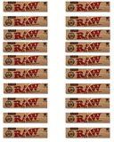 Raw Classic King Size Slim 32 leaves rolling/smoking paper