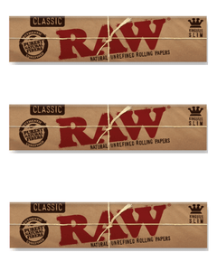 RAW Classic Rolling Paper King Size Slim