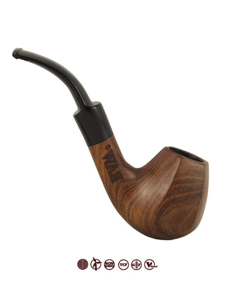 Raw Wooden Cigar/Smoking Pipe