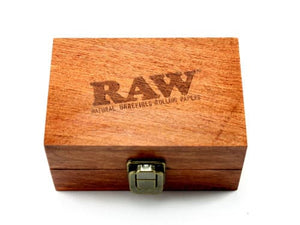 RAW WOODEN BOX - Outontrip