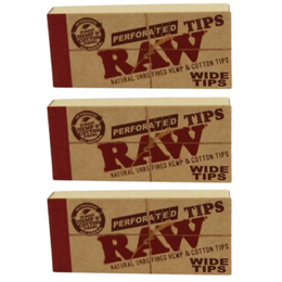 Raw Wide Tips/Roach