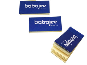 Babajee Plain Filter Tips - 30 Filter Tips