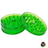 Acrylic Assorted Coloured Crusher/Grinder