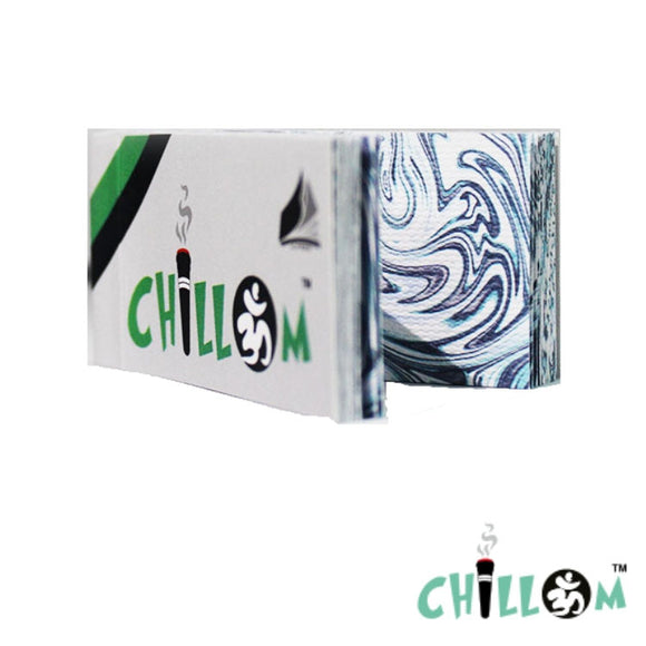 Chillom Flipbook Filter Tips/Roach Pack of 5 or 10