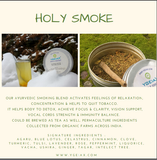 Ygeiax Tobacco-free Nicotine-free Holy Smoke Herbal Cigarettes Blend