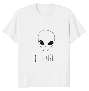 I Exist - 100% Cotton T-Shirt
