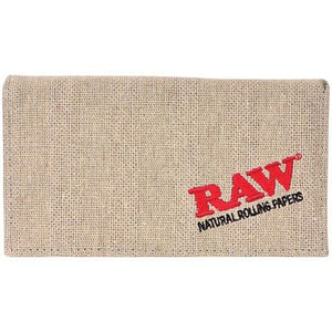 RAW PURE HEMP SMOKING WALLET - Outontrip