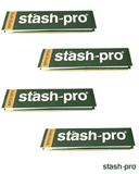 StashPro Ripper Tipper Brown (Rolling paper with Roach)