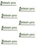 Stash-Pro White Rolling Paper King Size