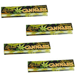Cannabis Flavored Rolling Paper - King Size Slim