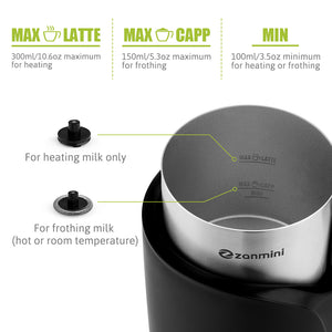 CJ-710E Multi-function Milk Frother