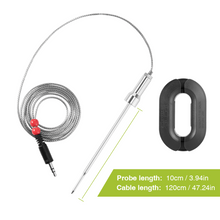 Pair Of 304 Stainless Steel Probe