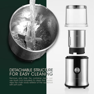 CG - 9430 Coffee Grinder With Chopped Cup Set