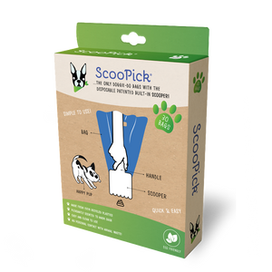ScooPick Dog Poop Bags - COPY (With Subscription)
