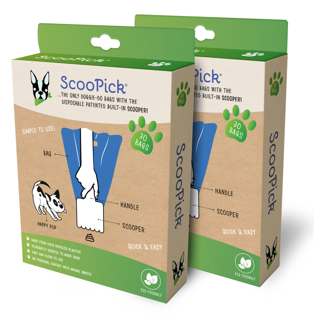 ScooPick Dog Poop Bags - Subscription