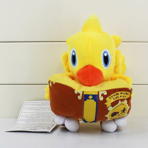 FREE SHIPPING 1pc. Final Fantasy Chocobo Plush, Great Gift for the Gamer! - Loverly's Toys