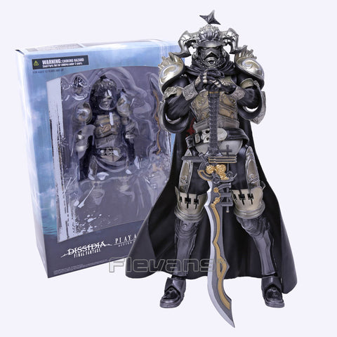 Final Fantasy DISSIDIA Gabranth PVC Action Figure - Loverly's Toys