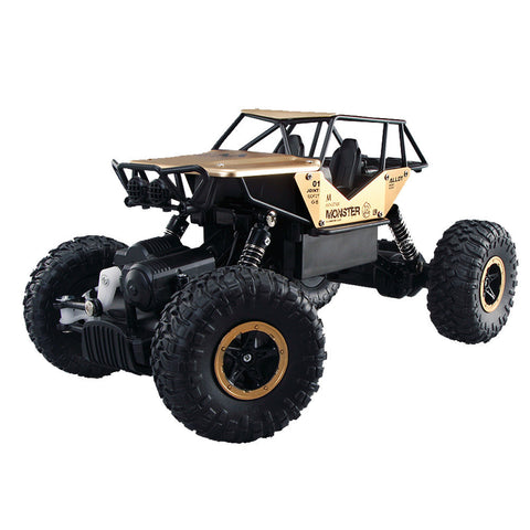NEW RC MONSTER TRUCK for Children! - Loverly's Toys