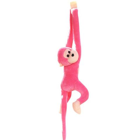 Soft, Huggable, Cute Gibbon Toy - Loverly's Toys