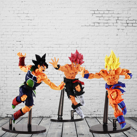 Dragon Ball Z Super Saiyan Son Goku Statuettes - Loverly's Toys