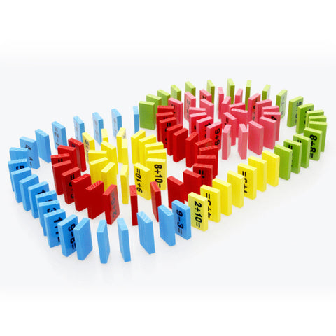 Chanycore Wooden Blocks - Loverly's Toys