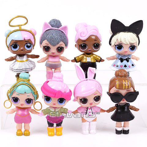 Cute Lovely LOL Surprise Dolls - Loverly's Toys