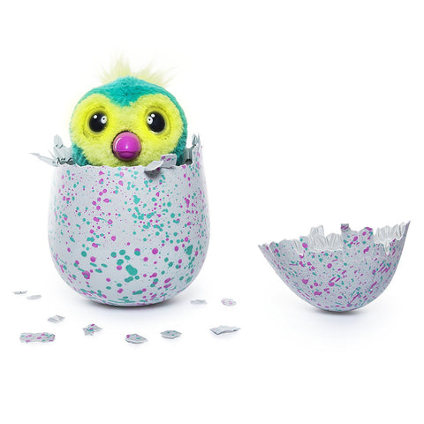 HATCHIMALS Glittering Garden with Interactive Shimmering DRAGGLE - Loverly's Toys