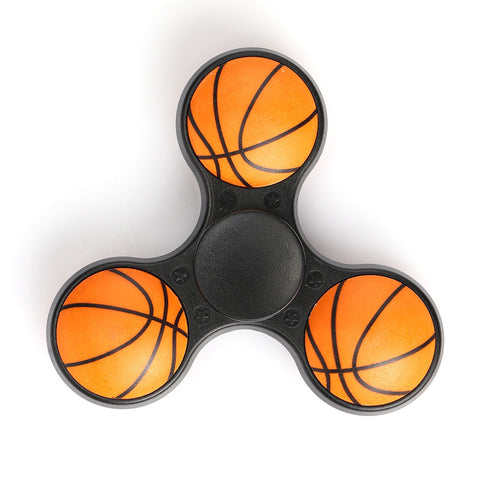 Basketball Themed Hand Spinner - Loverly's Toys