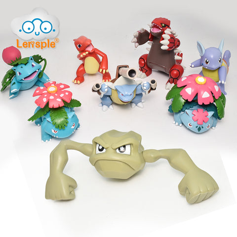 Posable Pokemon Toys, 8cm Tall - Loverly's Toys