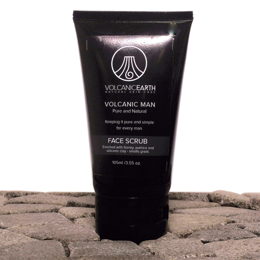 Men's Face Scrub