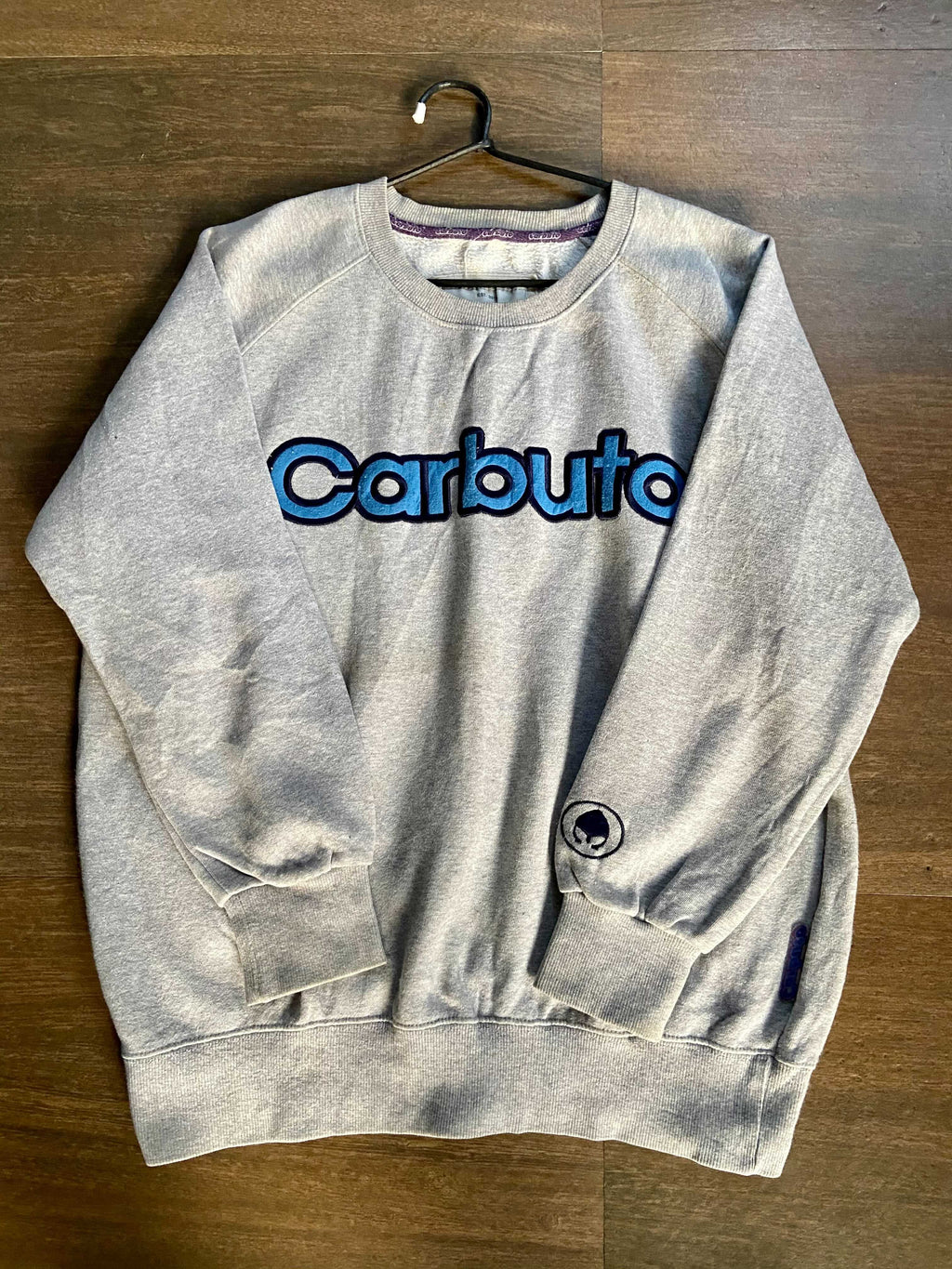 Vintage Carbuto New York Sweatshirt