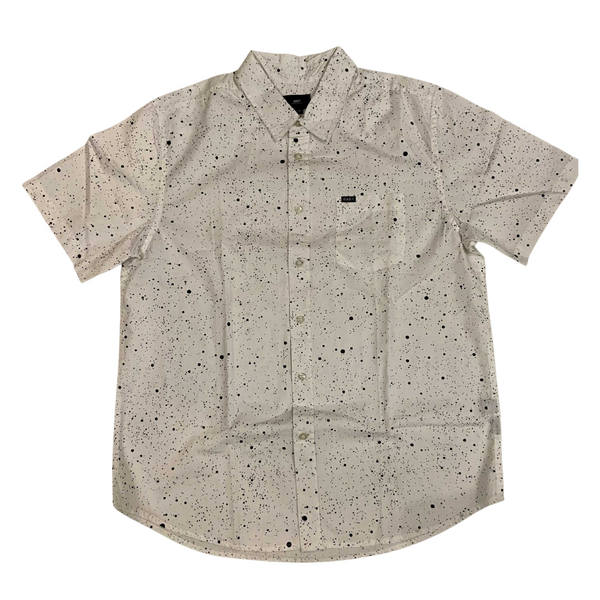 Obey Paint Splatter Half Shirt