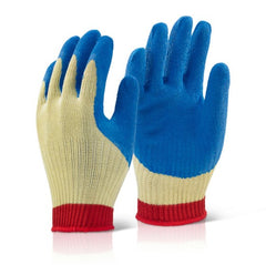Beeswift Kevlar Kutstop (Cut 5) Latex Grip Gloves - Pair
