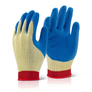 Kevlar 'Kutstop' (Cut 5) Latex Grip Gloves - Pair