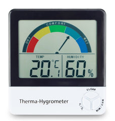 ETI 810 - 130 Therma Hygrometer with Comfort Level Indication