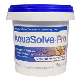 AquaSolve-Pro Masonry Waterproofing Cream